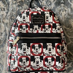 Mickey Loungefly Backpack